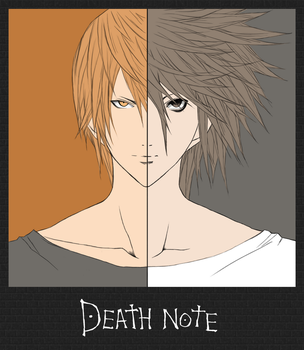 Death Note by cesarkohl