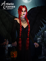 Death Angel by Gwasanee