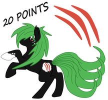2.Adopt Pony :CLOSED: by SoulEevee99