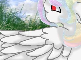 White Rainbow {G} by mlp-and-anime-rock