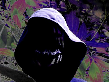 Hooded Masked Creature by Audico
