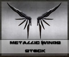 Metallic Wings Stock by Xaomi