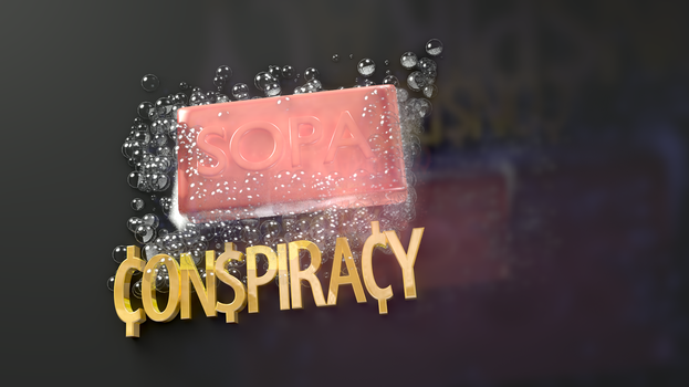 SOPA Conspiracy by johnnydwicked