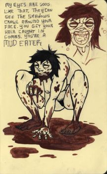 Mud Eater by Kid-With-The-Hat