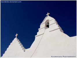 Mykonos Greece by Kevrekidis