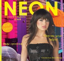 Neon Magazine by be-efalo
