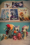 My Little Pony: Friendship is Magic Collection by ChibiDashie