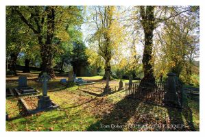 A Country Churchyard 3 by PicTd
