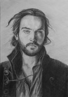 Ichabod Crane by WildBara