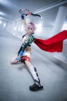 Final Fantasy XIII - Lightning :: 01 by soulCerulean