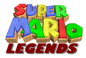 Super Mario Legends Logo by TuffTony