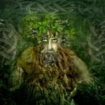 The Green Man 2 by ArwensGrace