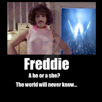 What is Freddie? by HuskyRockstar