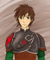 Older Hiccup by Melody-in-the-Air