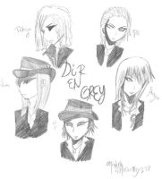 Dir en grey-Clever Sleazoid by Unichi