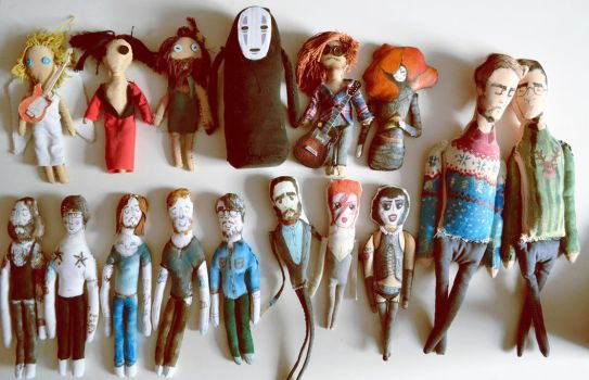 Dolls for Martellaa 2013-2015 by Xperionity