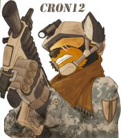 Front Line Duty by cron12