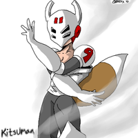 Kitsuman by General-RADIX