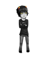 Karkat by ShadowShyna