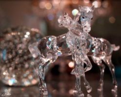 Crystal Ponies by Deirdre-T