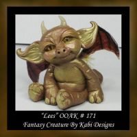Less Fantasy Little Creature by KabiDesigns