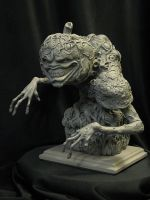 ' Demon Of The Harvest II ' by Blairsculpture