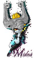 Princess Of Twilight_ Midna by Nogojo