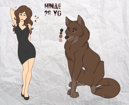 CS - Hinae by Kyovan