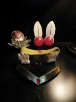 Chibiusa accessory commission by starlit-creations