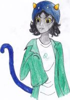 Nepeta by silverowl19