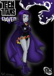 DC Teen Titans  Raven by Darkness1999th