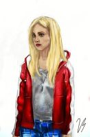 Rose Tyler by burnt-out-skies
