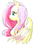 Fluttershy by TheJennyPill