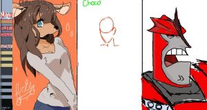 Iscribble Junk 5 by Sil-Pencil