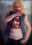 I Love Bacon by Julkkuli
