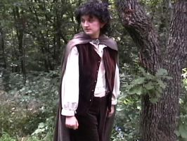 Frodo in the Forest by ThreeRingCinema
