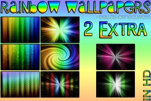 Rainbow Wallpapers by BellaThorneAlways