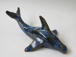 Blue Dolphin by AndreaMorrow