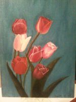 Tulipanes by isika12