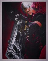 Dante: Devil May Cry by MattGush