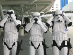 Storm Troopers. by Mythrime