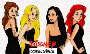 Disney Housewives by ugGOchi
