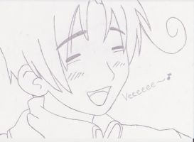 Italy from Hetalia x3 Veeeeee~ by xYunex