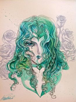 Sailor Neptune by Giname