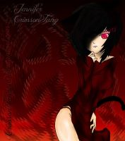 Black butler OC (donate please) by CrimsonFange
