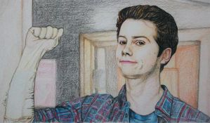 teen wolf~Stiles#1 by AtitayaPnikorn