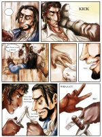 Kosim and Raoul 2/3 Pages by Eninaj27