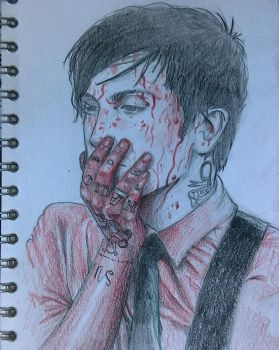 Bloody Frankie by ThatPaperclipSloth