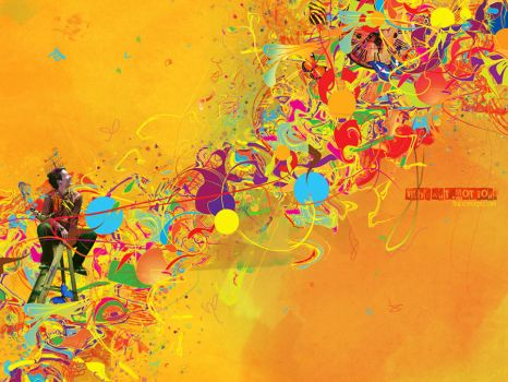 VIBRANT.MOTIONS by archanN