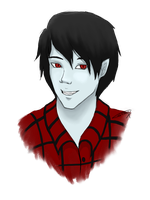 Marshall lee by astrolink247